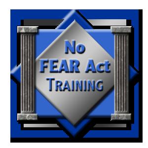 No FEAR Act Training Logo